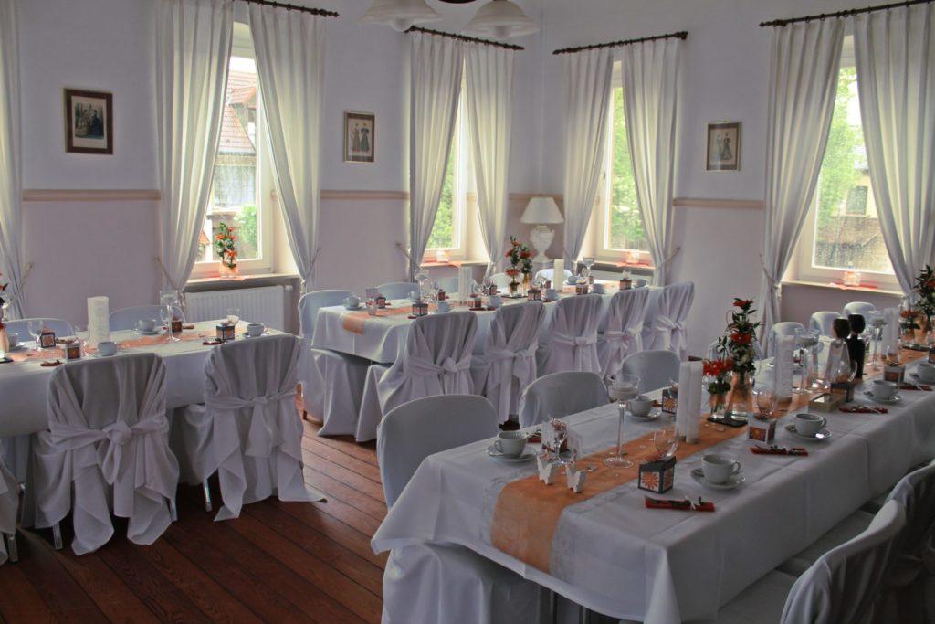 Großer Salon Hochzeit
