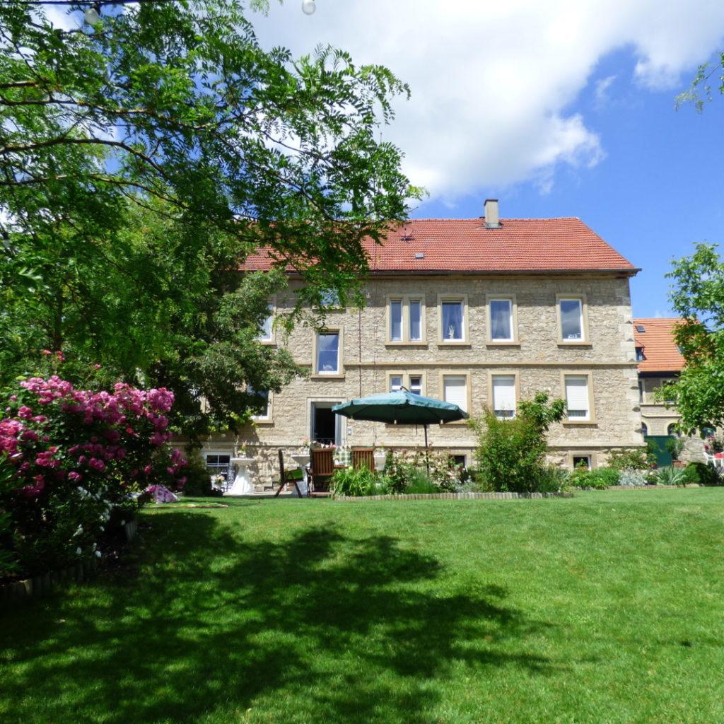 Landhaus Odaia bei Giebelstadt/Würzburg